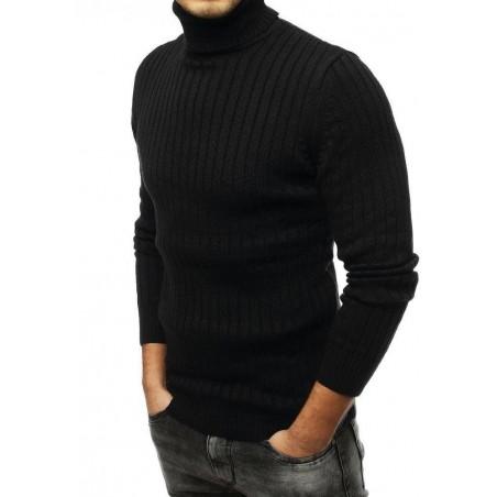 Pánsky rolák WX1409 - čierny